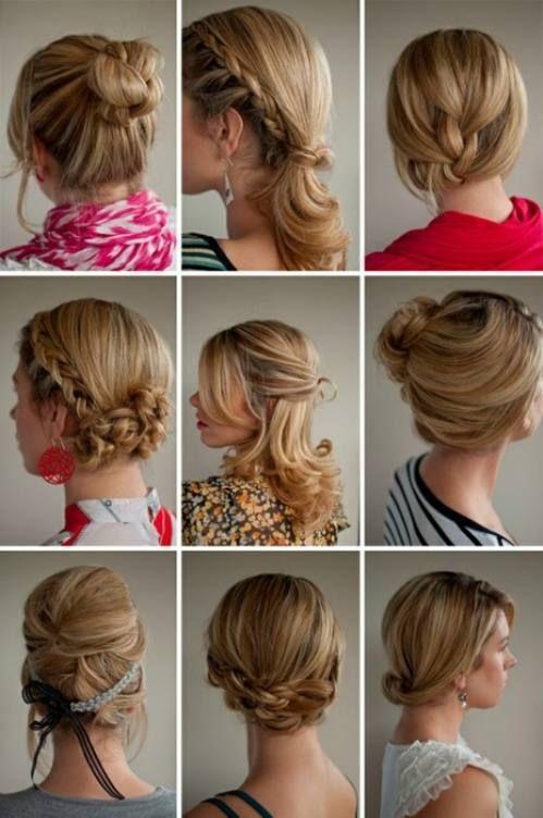 pretty up dos: Hairdos, Hair Styles, Hair Tutorial, Hair Do, Updos, Cutehairstyles, 30 Day, Cute Hairstyles