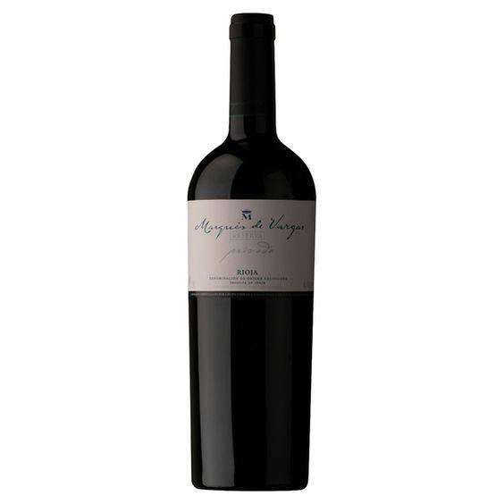 Vino tinto Marques de Vargas reserva privada 2008 Rioja