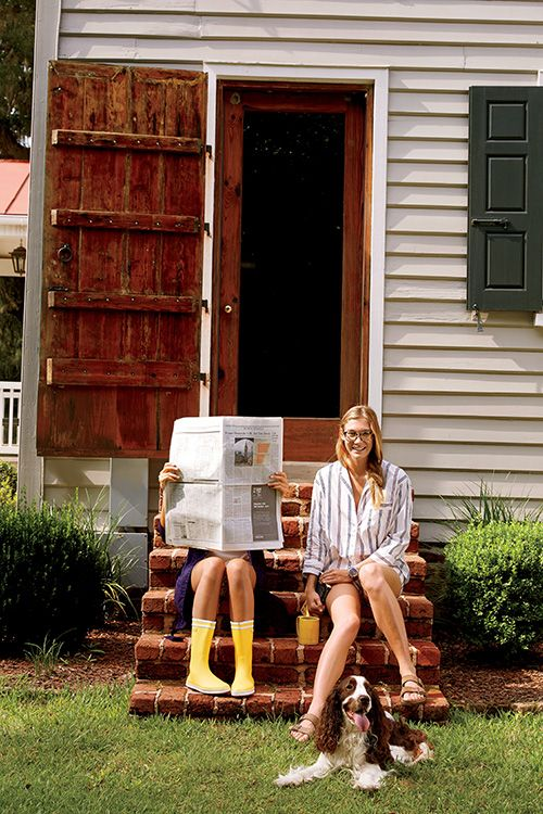 Southern Style: A Weekend in the Country #gardenandgun