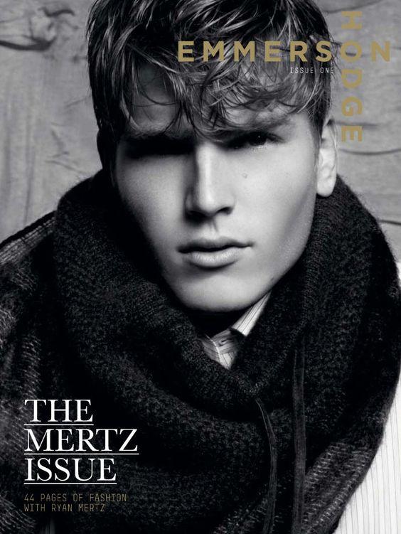 Ryan Mertz: Emmerson Hodge Magazine – The Mertz Issue