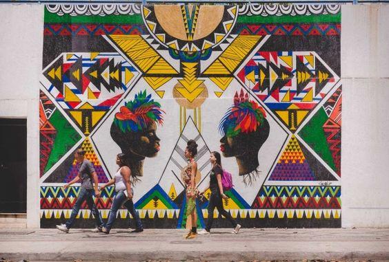 Conheça a grafiteira Criola - Revista TPM