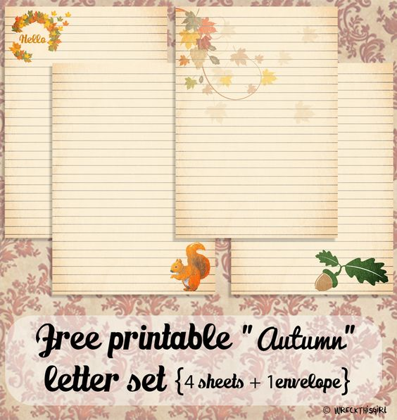 Wreck This Girlu0027s Mailbox printables Writing Papers Pinterest - suggestion letter