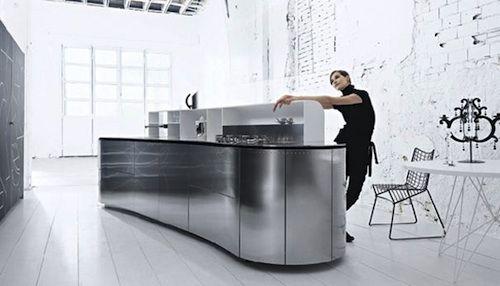 La Cucina Alessi Kitchenalessandro Mendini And Gabriele Magnificent Alessi Kitchen Decorating Inspiration