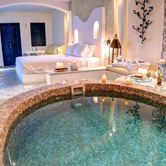 Honeymoon Suite - Astarte Suites #Santorini #Greece, A member of TheSmallHotels.com