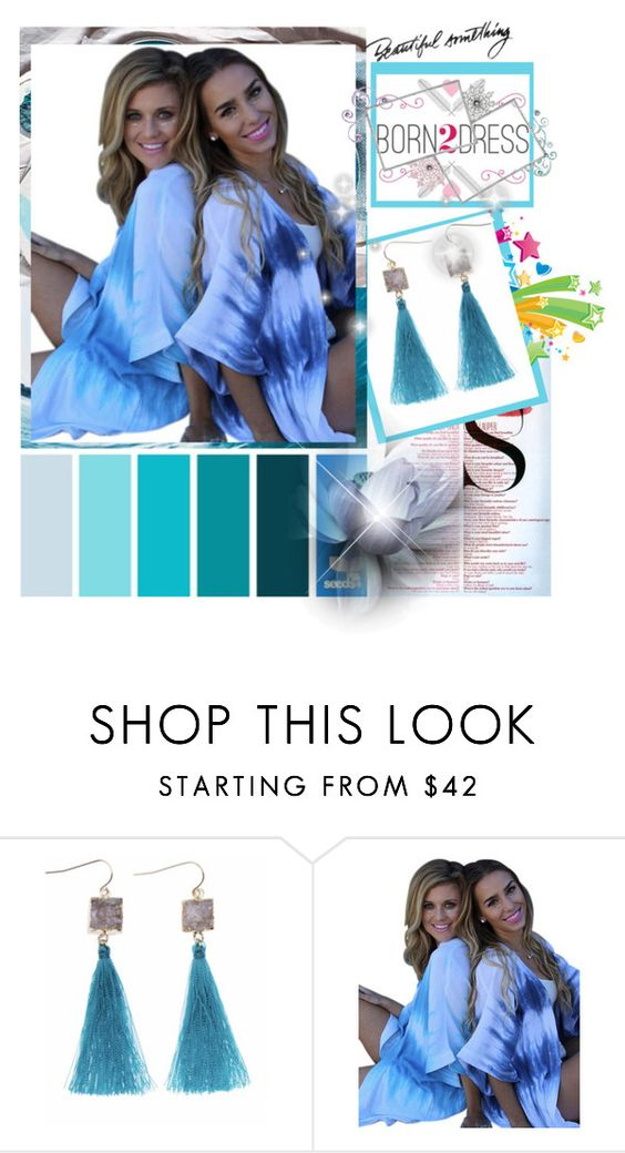 """""""born2dress (18)"""" by emily-5555 ❤ liked on Polyvore featuring MAC Cosmetics, Shira Melody and born2dress"""