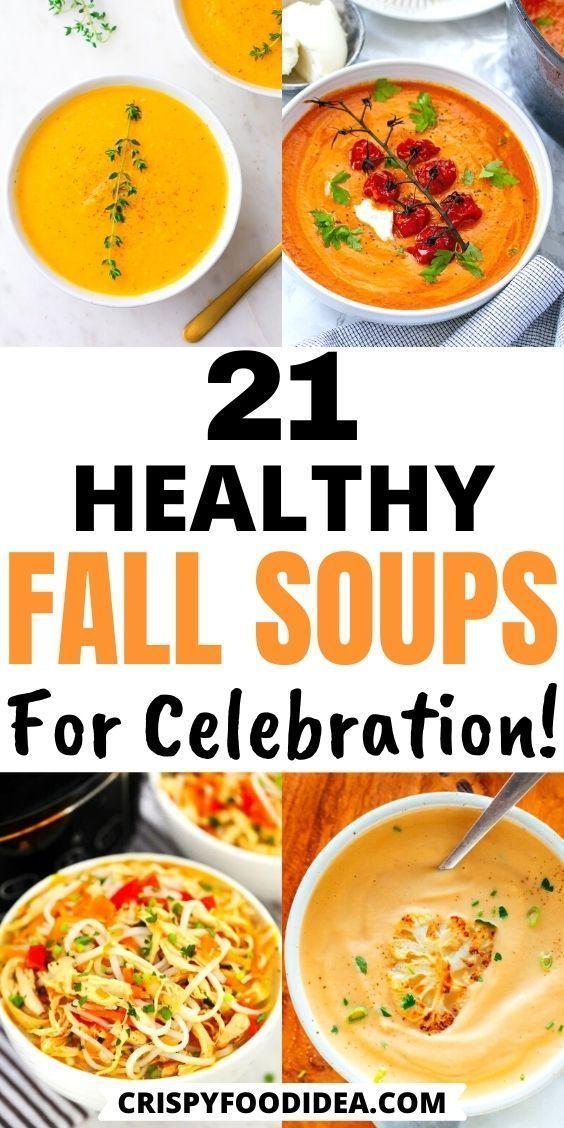 fall soup recipes