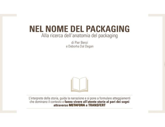 Nel nome del packaging by Artefice Group via slideshare