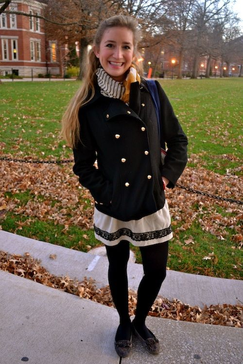 This week on @College Fashionista STYLE ADVICE OF THE WEEK: Classic Peacoat Flattery http://www.collegefashionista.com/school/view/university_of_missouri/style_advice_of_the_week_classic_flattery