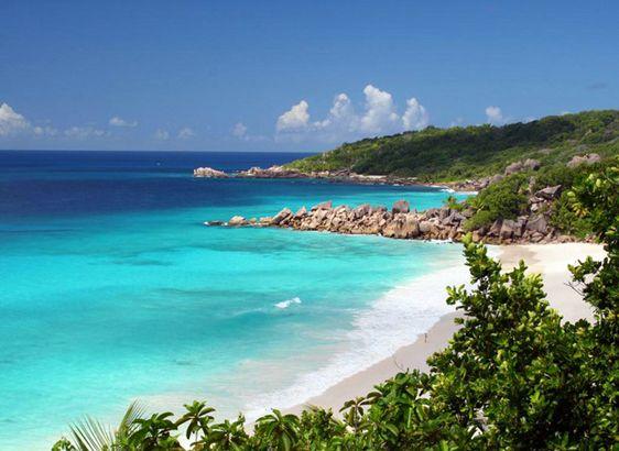 Petite Anse, La Digue, Seychelles