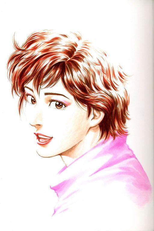かわいい槇村香