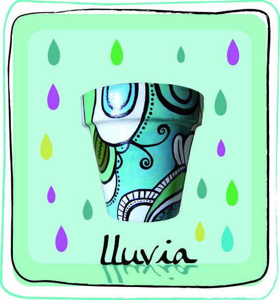 lluvia y lluvia