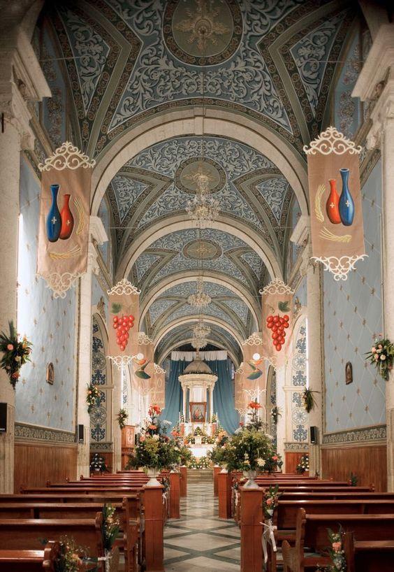 Nuestra Señora de Belén Church  #Mexico #Aguasclientes #Asientos #Church