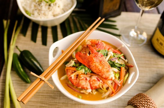 Stir fry, Lobsters and Chili on Pinterest