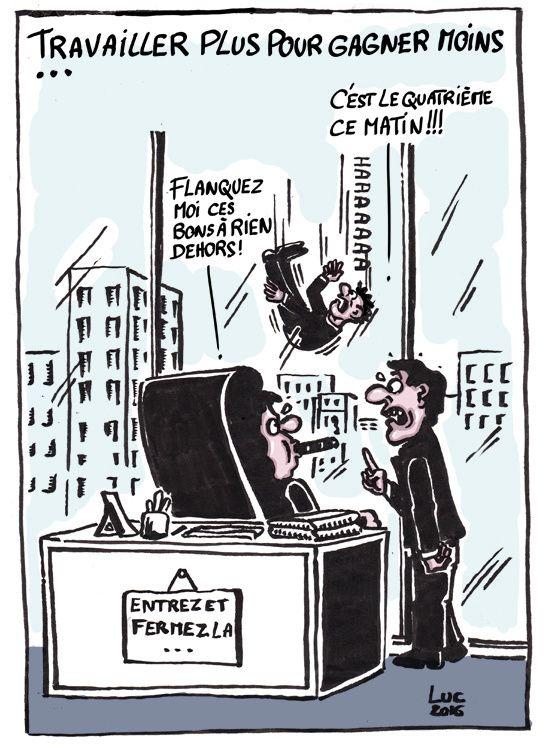 #travaillerplus #travail #plus #gagnermoins #gagne #moins #loitravail #Khomerie #Valls #suicides
