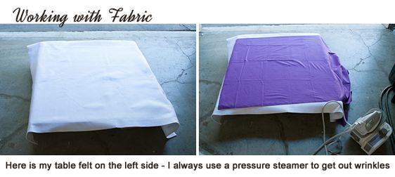 Overhead-Fabric
