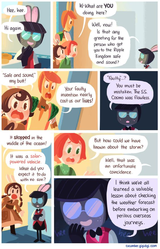 page 316 | Cucumber Quest