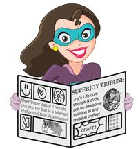 Super Joy (cricut craft blog)