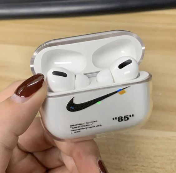 Printed Hard Shell Airpods Case Earbuds Case Airpod Case Phone Case Accessories