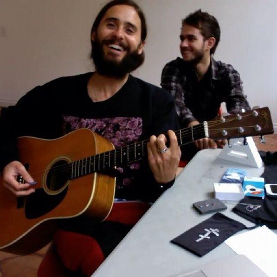 Jared Leto & Zedd