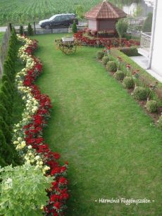Idei Dlya Sada Sergej V Zabota O Dome Fotografii I Sovety Na Postile Backyard Landscaping Front Garden Landscape Landscape Design