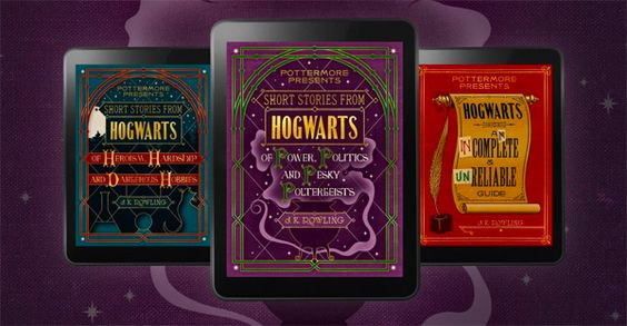 More Magical Stories About The 'Harry Potter' World To Come In New eBooks Series