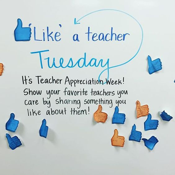 Positive words every Tuesday????