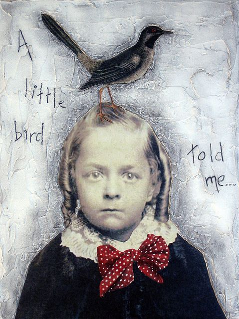 littlebird by stephanie rubiano, via Flickr