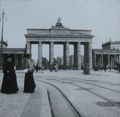 Berlin 1910s Berlin 1910s Lantern Slide
