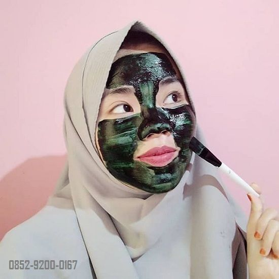 Cara Memakai Masker Spirulina Untuk Bekas Jerawat