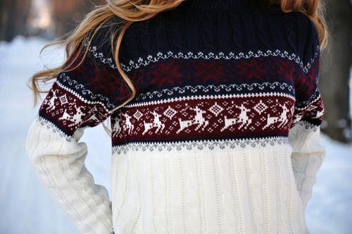 Christmas sweaters!:
