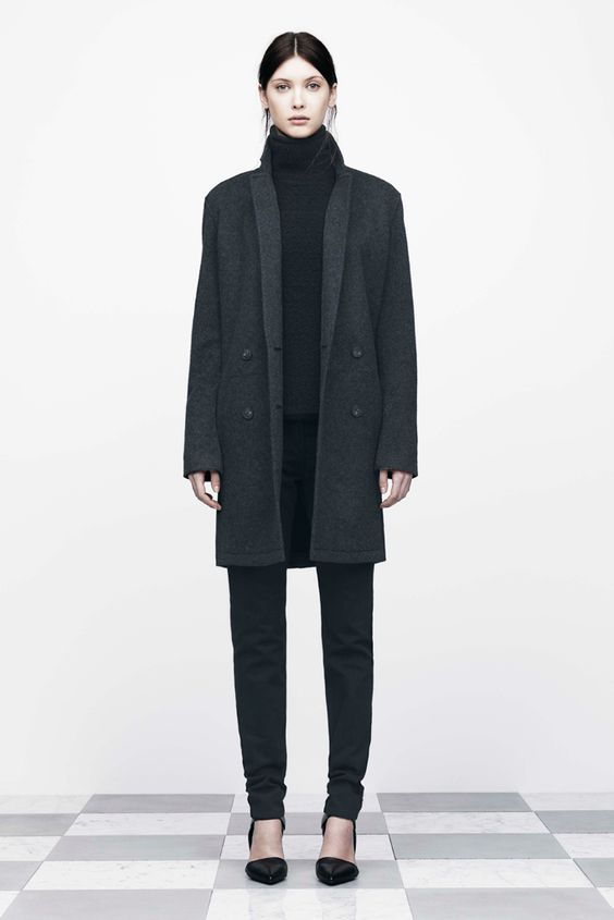 T by Alexander Wang fall 2012