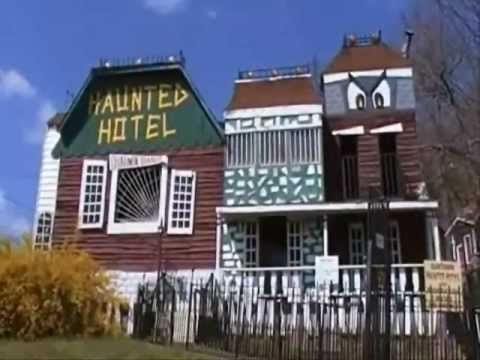 Guntown Mountain Haunted Hotel Cave City Ky With Images