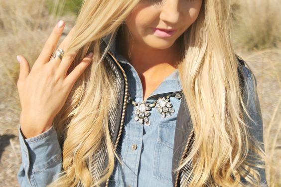 The Blushing Bella: Fashion