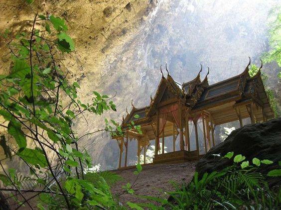 Phraya Nakon Cave in Thailand : HitFull.com