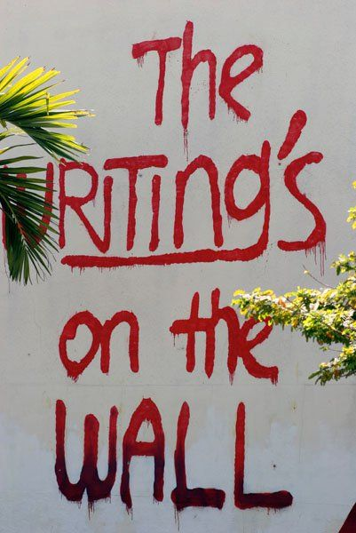 Writing is on the Wall, Wynwood