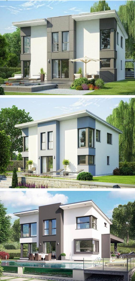 Designhaus Bauhausstil - Haus Trier Von Streif Haus - Moderne