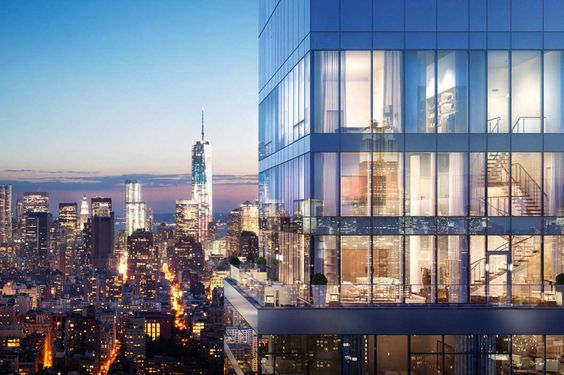 Murdoch's Penthouse for Sale for $72 Million -- NYMag