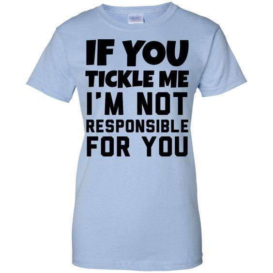 Ladies Custom 100% Cotton T-Shirt 11