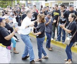 Apoyará Felton a los Comercios de la Juárez