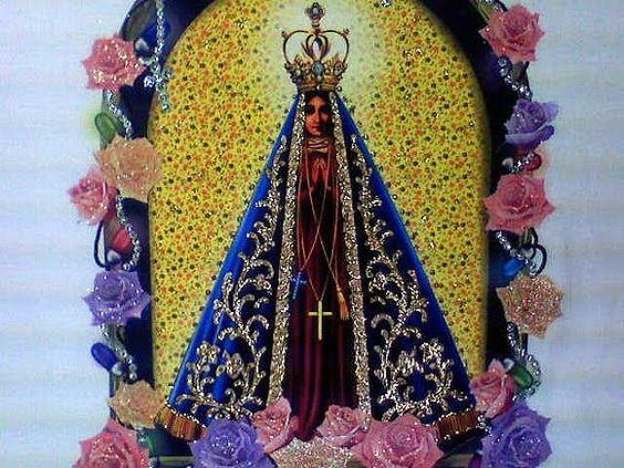 Mensagem Curta Feliz Dia De Nossa Senhora Aparecida Ó Mãe: Nossa Senhora Aparecida Imagens Para Facebook