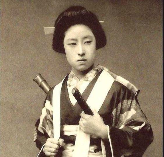 Las más famosas mujeres samurai de Japón: