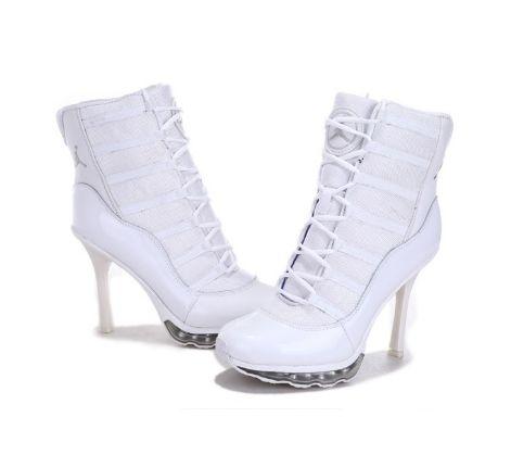 zapatillas con tacon mujer nike