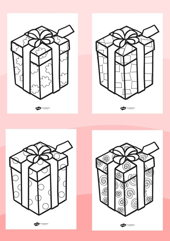 primary resources christmas coloring pages - photo#8
