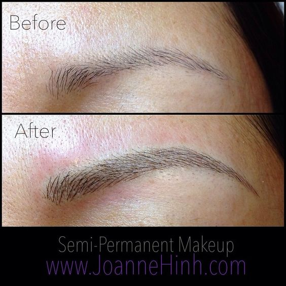 Hairstroke Eyebrow Embroidery By Joanne Hinh Brow Embroidery Brow