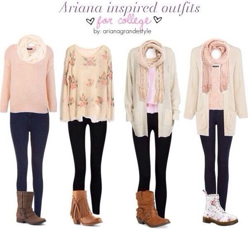 Cute fall outfits, Inspired outfits and Ariana grande on ...