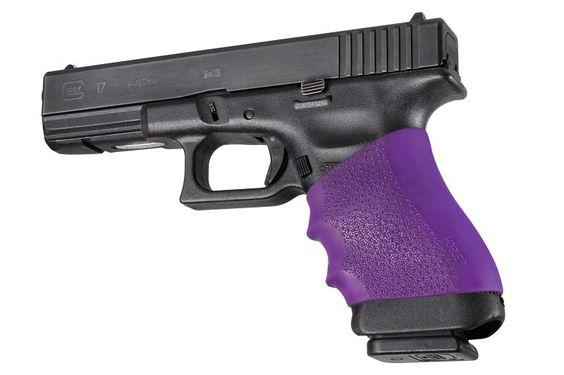 Handall Full Size Grip Sleeve Purple | Hogue Inc.