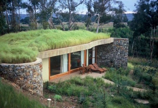 heat island reduction, storm water retention, eco roof, green roof cover, rain water, eco-lodges, vegetated roofs, green roof hotel, eco lodging,green roof, eco resort, roughing it green retreat,: