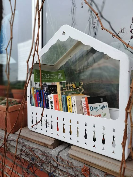 boekenruilkast Berchem / Deurne