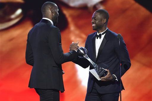 Dwyane Wade Says BFF LeBron James Knows What to Order Him at Restaurants