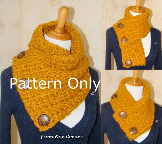 Free Crochet Pattern For Dallas Dream Scarf : Pattern, Dallas Dream Scarf Pattern Only November 26, 2014 ...